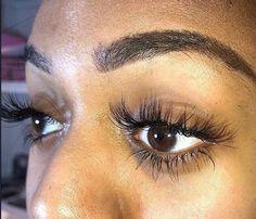 f0a655ce931 Makeup Is Life, Makeup Goals, Makeup Inspo, Glamorous Makeup, Gorgeous  Makeup, Glowing Face, Volume Lashes, Mink Eyelashes, Kiss Makeup