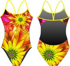 DELFINA: Walpapers & Screensavers Designer Collection DELFINA FRACTAL DASIES OPENBACK Water Polo Suits, Synchronized Swimming, Swimming Gear, Designer Collection, Daughter, Swimsuits, Boys, Girls, One Piece