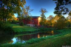 Belvidere Illinois Park Baltic Mill