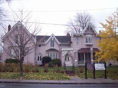 Elizabeth Cottage, Kingston, Ontario; 1840.