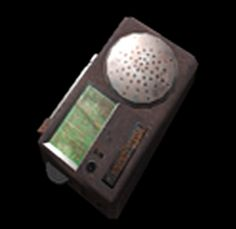 """Silent Hill 2 Radio: """"Small portable radio. Emits static when monsters are nearby."""""""