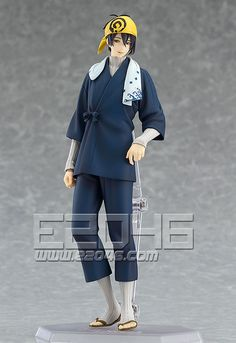 """Orange Rouge is going to release the figFIX Mikazuki Munechika ( 三日月宗近 ) Uchiban Ver.) non-scale PVC figure from the browser game """"Touken Ranbu -ONLINE Anime Studio, 3d Pose, Cartoon Outfits, Tokyo Otaku Mode, Character Poses, Character Design, Anime Figurines, Mode Shop, Anime Merchandise"""