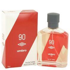 Umbro 90 Red by Umbro Eau De Toilette Spray 2.5 oz (Men)
