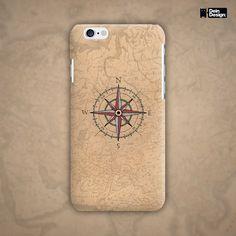 """""""Vintage Kompass"""" Case by DeinDesign. Link >> http://designskins.com/de/designs/grafik-art/vintage-kompass // #deindesign #designcase #dd #handycase #handycover #handyhuelle #smartphone #iphone #phonecase #case #cover #huelle #bag #tasche #travel #wanderlust #journey #reise #kompass #vintage"""