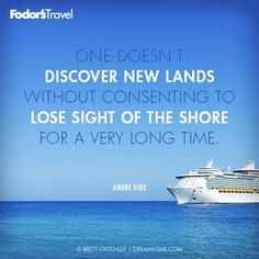 Travel Quote of the Week: On Traveling Boldly   Fodor's