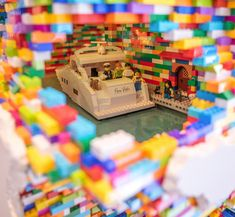 Lego art: 40 designs that will blow your mind Blow Your Mind, Great Words, Legos, Dark Side, The Darkest, Mindfulness, Shapes, In This Moment, Graphic Design