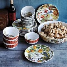 Dinnerware Collections, Dinnerware Sets & Dish Sets | Williams-Sonoma