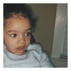 Designer Clothes, Shoes & Bags for Women Harley Loraine Tiller, Bryson Tiller's Daughter, Mix Baby Girl, Cute Mixed Babies, Future Mom, Black Women Art, Baby Fever, Baby Pictures, Female Art