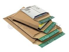 Kartónová obálka zásielková, A5 DIN 187 x 272 x max.50 mm