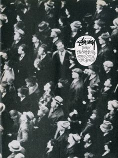 Stussy Funky Fresh Gear for standing out in the crowd. Clever Advertising, Dope Art, Graphic Design Posters, Stussy, Print Ads, Art Direction, Deco, Photo Art, Design Art