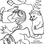 coloring pages for book where the wild things are by maurice sendak from storytime