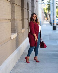 17 Casual Plus-Size Summer Fashion Ideas For Beauty Look - Womens Fashion - Fashionable Casual Plus Size Outfits, Plus Size Fall Outfit, Curvy Outfits, Work Outfits, Plus Size Summer Fashion, Plus Size Fashion For Women, Plus Size Women, Look Plus Size, Curvy Plus Size