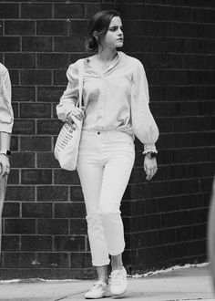 Emma Watson — Emma Watson out and about in New York City // May...