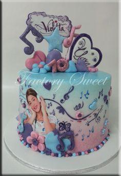 Gioia 's next birthday cake &moira Teen Cakes, Girl Cakes, Cupcakes, Cupcake Cakes, Violetta Torte, Teenage Girl Cake, Edible Photo Cake, Piano Cakes, Movie Cakes