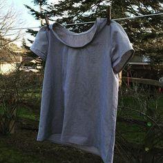 #sewing #winter #scouttee #grainlinestudio #railroad #denim #todayisthebestdayever by redbootsdesign