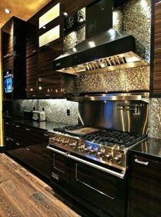 Multi-Functional Dream Kitchen Stove