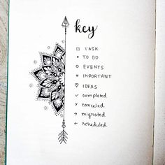 Bullet Journal key page is one of the basics of your BuJo. Today we're talking about why you need a key page and how to set up the one that would work best for you. Also, get Bullet Journal key ideas from some amazing artists on Instagram. If you don't want to set it up yourself, just download one of our premade key spreads and customize them to your own needs. #mashaplans #bulletjournalbasics #howtobulletjournal #bujo