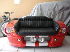 mustang decor | 302 Hot Garage - Mundo Automobilistico