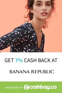 This is the Banana you love. The very best quality. Banana Republic, United States, Country, Shopping, Fashion, Moda, Rural Area, La Mode, Fasion