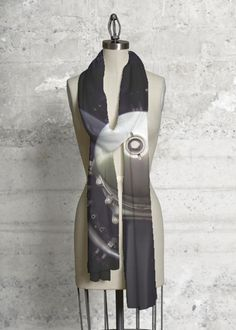 Modal Scarf - absrtact planes by VIDA VIDA