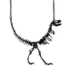 Dinosaur Necklace Fossil Pendant Jewelry – Jane Stone