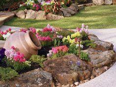 ΔΙΑΜΟΡΦΩΣΗ ΚΗΠΟΥ: 50+ Ιδέες για BΡΑΧΟΚΗΠΟΥΣ   SOULOUPOSETO Σπίτι-Διακόσμηση-Diy-Kήπος-Κατασκευές