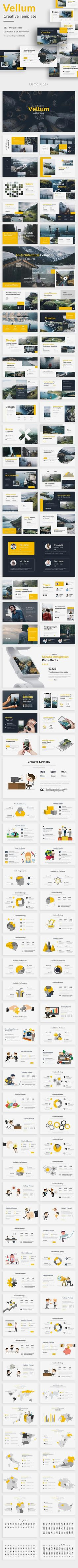 2145 best Design - PowerPoint Templates images on Pinterest in 2018 ...