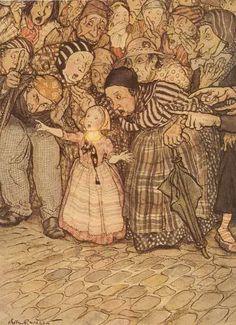 The Magical World of Children's Book Illustration - Arthur Rackham