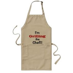 Kitchen Chef Cruel Funny Quote Joke Slogan Long Apron - kitchen gifts diy ideas decor special unique individual customized