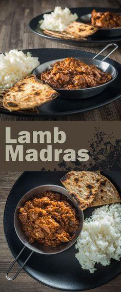 Lamb Madras Curry Fakeaway http://www.bestchickencurryrecipe.co.uk/jamie-oliver-chicken-tikka-masala/