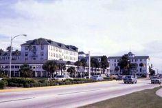 Florida Memory View Of The Ormond Hotel At 15 E In Beach Its Been Torn Down