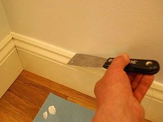 Applying wood filler to gaps on outside corners of trim - Wood filler or caulk for exterior trim ...