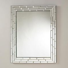 Bathroom Mirrors Vaughan french 19th century beveled mirror | frenchs, th and beveled