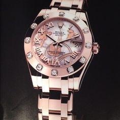 Rolex...I finally saw one I like!!