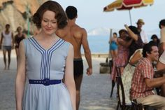 Reaching for the Moon fashion and sets - Miranda Otto