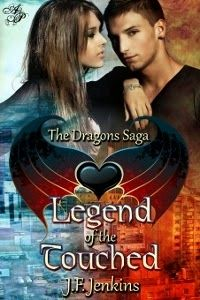 Who's good? Who's evil? You decide.  Book Review: Legend of the Touched by J.F. Jenkins