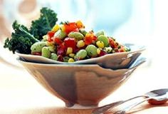 Autumn succotash salad recipe