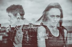 Double exposure photography | Alex Hutchinson