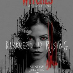 Witches Of East End 2/poster dei protagonisti