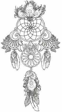 http://colorings.co/adult-coloring-pages-dream-catcher/