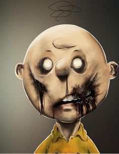 Infected Charlie Brown