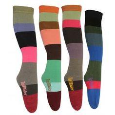 TuffRider Striped Socks