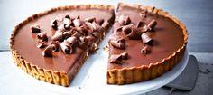 Recette de la tarte au chocolat au lait de Pierre Hermé - L'EXPRESS