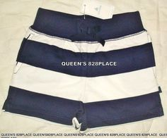 BabyGap Island print dolphin shorts NWT 4t 18-24m