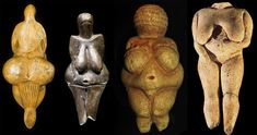 The Venus Figurines of the European Paleolithic Era
