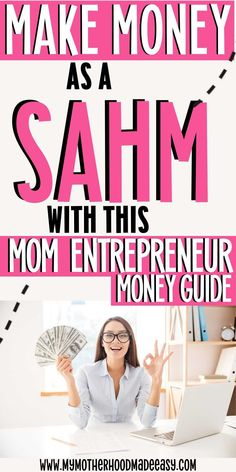Learn how to start your own business, working from home, and still manage to be a stay at home mom? WITH THIS MOMMY ENTREPRENEUR GUIDE, YOU WILL BE ABLE TO! CLICK FOR MORE DETAILS!