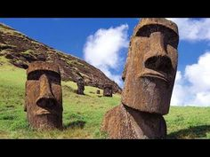 Amazing Easter Island Mysteries one of the world's most famous archaeolo...