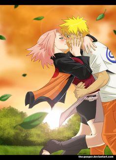 Naruto sex karikatúry