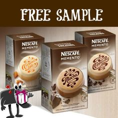 You'll love this free sample of Nescafe Memento from Walmart http://freebies4mom.com/2013/02/20/memento/