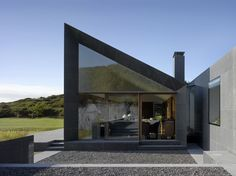 Gallery: Nominations for Irish Architecture Awards revealed Black House Exterior, Arch House, Architecture Awards, Forest House, House Extensions, Prefab Homes, Sustainable Architecture, Minimalist Home, Modern House Design